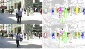Motion Segmentation & Multiple Object Tracking by Correlation Co-Clustering