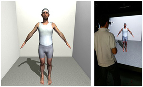 Visual Perception and Evaluation of Photo-Realistic Self-Avatars From {3D} Body Scans in Males and Females