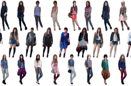A Generative Model of People in Clothing