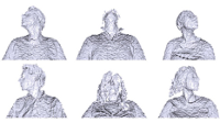 Real Time 3D Head Pose Estimation: Recent Achievements and Future Challenges