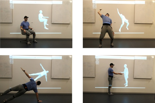 Deep Inertial Poser: Learning to Reconstruct Human Pose from Sparse Inertial Measurements in Real Time