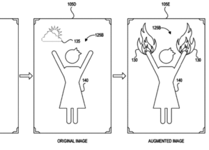 Machine learning systems and methods for augmenting images