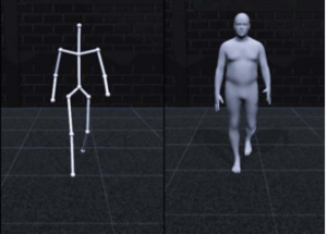 Attractiveness and Confidence in Walking Style of Male and Female Virtual Characters