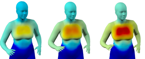 Modeling the Human Body in 3D: Data Registration and Human Shape Representation